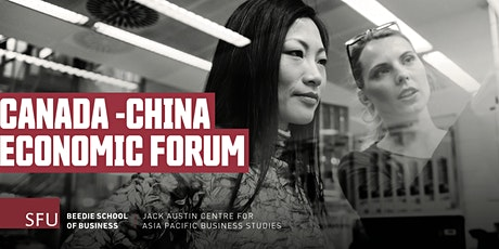The 2nd Canada-China Economic Forum tickets