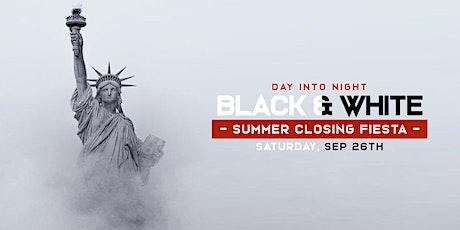 Black n White Summer Closing Fiesta | Cristian Arango n More tickets