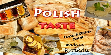 PolishTaste Tour Food and Drinks tickets