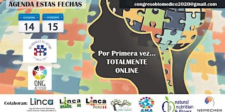 CONGRESO INTERNACIONAL BIOMEDICO 2020 entradas