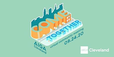 September Virtual Community Meeting tickets