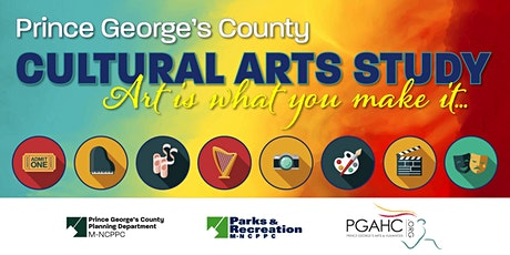 The Prince George's County Cultural Arts Study Virtual Community Meeting tickets