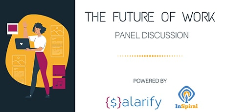 The Future of Work I Panel Discussion by InSpiral & Salarify tickets