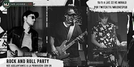 THE CORONA SESSIONS -  ROCK 50's PARTY boletos