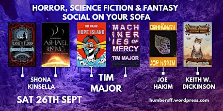 Humber SFF #7 The Social on Your Sofa tickets