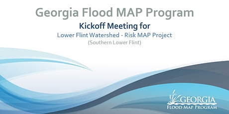 Georgia Flood MAP Program Kickoff Meeting - Southern Lower Flint Watershed tickets