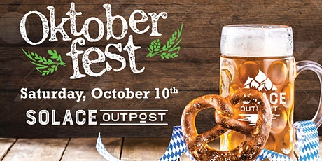 Solace Outpost Oktoberfest tickets