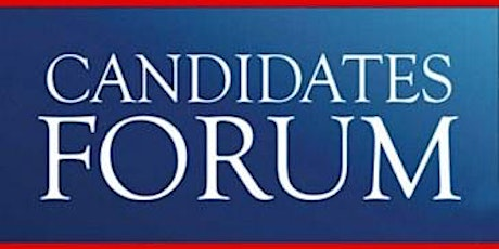 Candidate Forum for AC Transit Ward 2 tickets