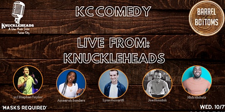 KC Comedy: Live from Knuckleheads w/ Nick Nichols tickets