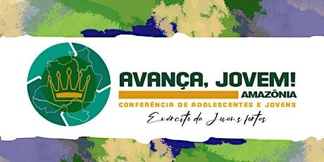 Conferência de Adolescentes e Jovens Exército de Jovens Fortes  ingressos