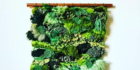 Succulent Woven Wall Hanging Virtual Workshop with Art Kit tickets