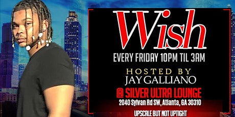 $5 FRIDAYS @ SILVER ULTRA LOUNGE ATLANTA tickets