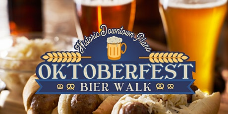Plano Oktoberfest Bier Walk Presented By Morada Plano tickets