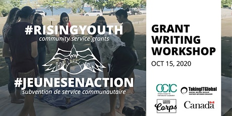 #RisingYouth Grant Writing Workshop tickets