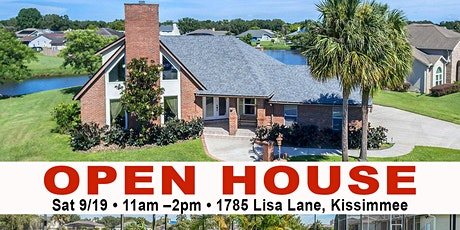 OPEN HOUSE in KISSIMMEE tickets
