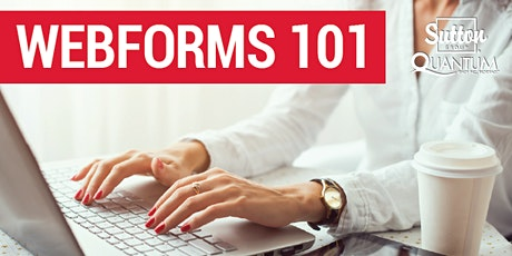 Webforms 101 with Raymond tickets