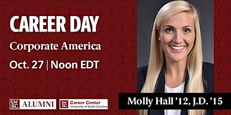 Career Day: Corporate America tickets