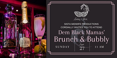 The Art of Birthing: Dem Black Mamas Brunch & Bubbly tickets