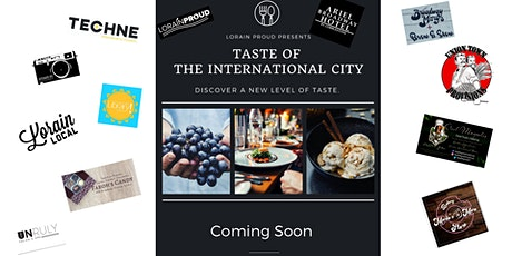 The Taste of the International City tickets