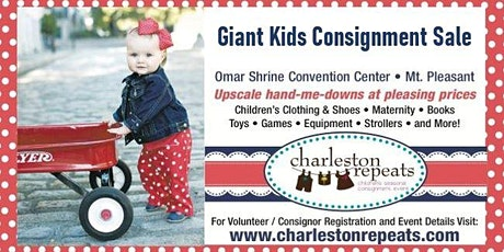 Charleston Repeats Public Shopping Time Reservations tickets