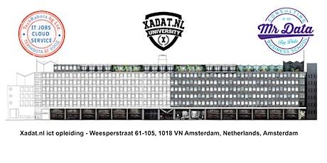 XADAT.NL ICT OPLEIDING WEESPERSTRAAT 61 -105 - ICT Beheerder - 12 maanden tickets