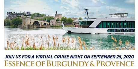 Wine Cruise Event With AmaWaterways  & Valente Adventures by Cruises Inc. tickets