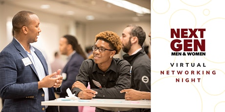 Next Gen Virtual Networking Night 2020 tickets