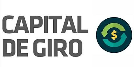 Gestão do Capital de Giro da Empresa ingressos