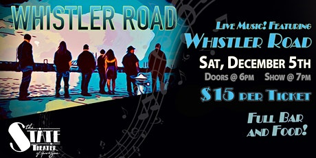 Whistler Road tickets