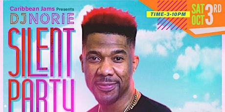 DJ NORIE SILENT BIRTHDAY PARTY tickets