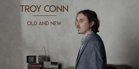 TROY CONN *FREE Streaming on Mandolin & Facebook* tickets