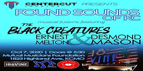 Center Cut Records Presents Found Sounds Of KC At The Foundation tickets