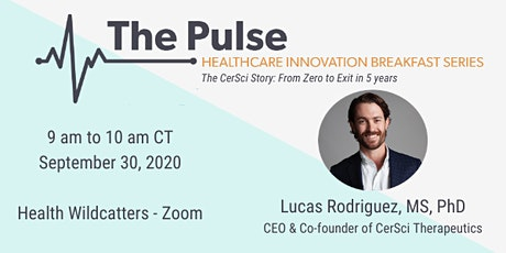 The Pulse Breakfast at Home - Lucas Rodriguez, MS, PhD tickets