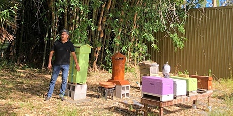 Natural Beekeeping 101 Workshop tickets