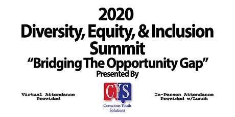 2020 Diversity, Equity,  & Inclusion Summit tickets