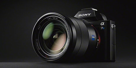 Meet the Sony a7SIII in person! (By appointment only) tickets