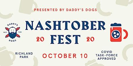 Nashtoberfest tickets