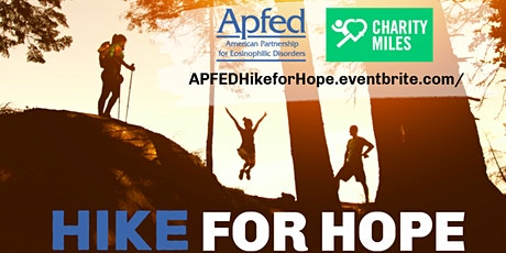 APFED's  Hike for HOPE Weekend - October 17-18, 2020 tickets