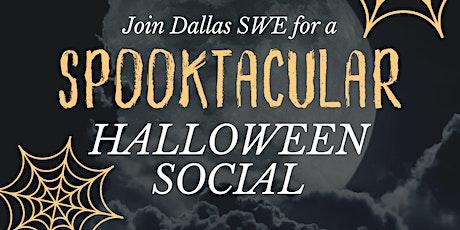 Spooktacular Halloween Social with Dallas SWE! (Virtual) tickets