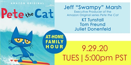 Family Hour with Pete the Cat tickets