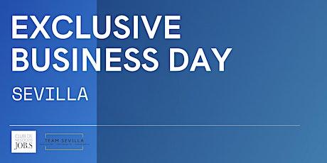 Exclusive Business Day Sevilla entradas