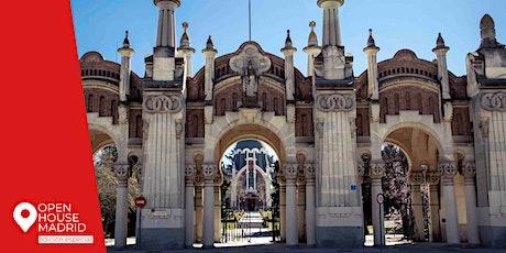 OM2020 - Arquitectura y Botánica - Cementerio Nuestra Señora Almudena entradas
