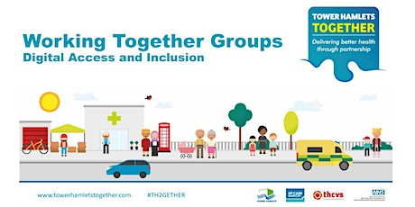 Working Together Groups - THT Digital Access and Inclusion tickets