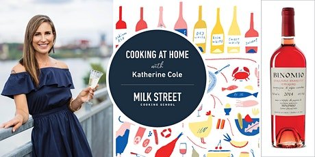 Cooking at Home with Katherine Cole: Rosé All Day tickets