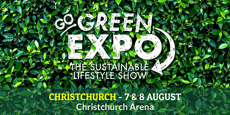 Christchurch Go Green Expo 2021 tickets