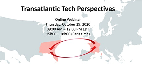 Transatlantic Tech Perspectives tickets