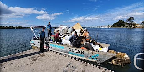 Wavebreak Island Clean Up tickets