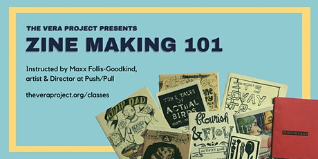 Zine Making 101 Workshop tickets