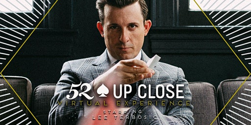 52 Up Close: Virtual Experience With Lee Terbosic