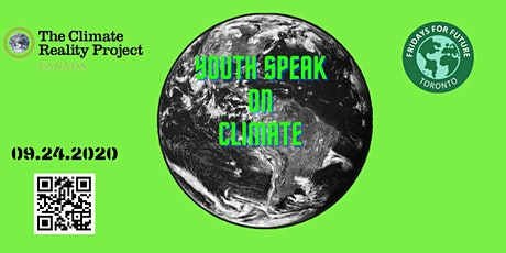 Youth Speak on Climate tickets